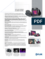 Termovisor FLIR T620 PT Low