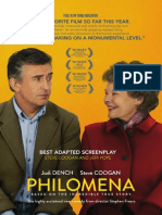 Philomena Screenplay