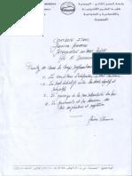Examen Droit Positif S1 2009-2010