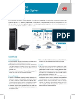 Huawei OceanStor UDS Massive Storage System Datasheet