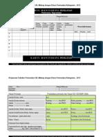 2012 KARTU MONITORING (JATIM) Penelitian Repro-produksi Kerbau JATIM