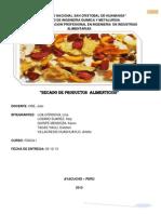 DESHIDRATACIONN monografia