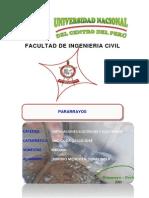 Pararrayos - Final
