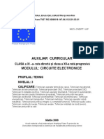 Circuite electronice referat bun