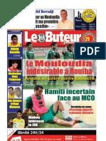 LE BUTEUR PDF du 25/08/2009
