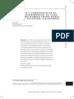 LI, Chuo. Etnicidad y comunidad en el processo patrimonial.pdf