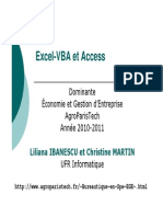 Access - Cours