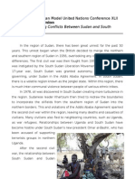 au sudan-south sudan conflict