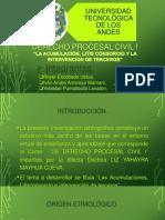Diapositivas de Proc Civil i