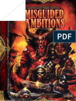 Earthdawn 3rd Misguided Ambitions