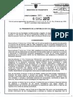 Decreto 2851 Del 06 de Diciembre de 2013