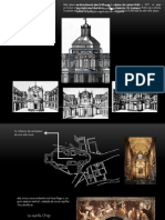 Analisis de las Iglesias Santa Maria Della Pace, Chiesa Santi Luca e Martina y Chiesa Santa Maria in Via Lata