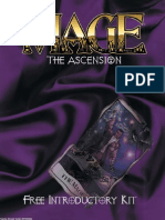 Mage the Ascension Revised Quickstart