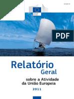Relatório Geral sobre atividade da UE