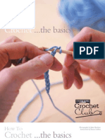 How to Crochetthe Basics