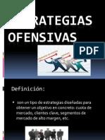 Estrategias Ofensivas y Defensivas