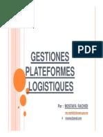 GESTION__DES___PLATES-FORME__LOGISTIQUES [1ére partie)