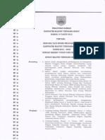 Peraturan Daerah Kabupaten Maluku Tenggara Barat Nomor 14 Tahun 2012 Tentang Rencana Tata Ruang Wilayah kabupaten Maluku Tenggara Barat Tahun 2012 - 2032