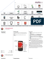 Manual Motorola Moto X