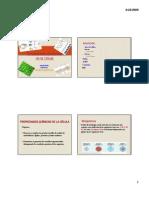Propiedades Quimicas I y II