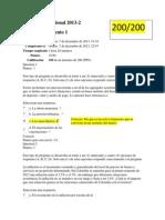 Evaluación Nacional Macroeconomia 2013 unad