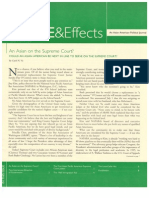 CAUSE&Effects Vol. 2 Issue 2 (2005)