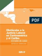 Obstaculos a La Justicia_LaboraL Rep. Dom.