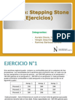 Método steppig stone