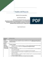 Uso de Herrramientas Web 2.0 en la enseñanza del idioma inglés a alumnos de septimo de secundaria - Informe Final de Alex Morales Ferrufino