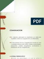 Coagulopatias Expo