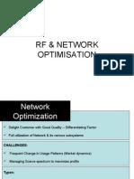 RF Cellular Optimization