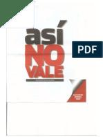 ASI NO VALE
