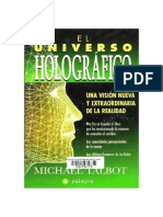 Universo Hologr+ífico