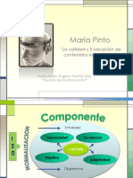 María Pinto
