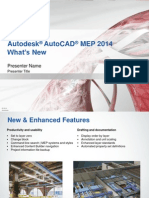 Autocad Mep 2014 Whats New Presentation En