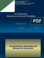 Presentación Ev. Docente Metodología II