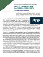 Ovnilogía y Parapsicología comparadas