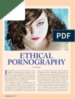 Ethical Pornography Tina Vasquez
