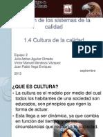 Cultura de La Calidad Victor