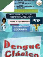 Tema 10 Dengue Clasico y Hemorragico