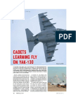 YAK -130 y Desarrollos de Radares