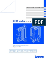 LENZE8200vectorOperatorManual025-11kW_2
