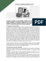 13 -Tendencias de Seguridad Informatica Para El 2013