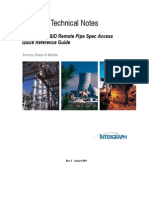 SPPID Remote Pipe Spec Access Quick Reference Rev 3