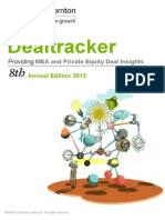 Grant Thornton Deal-tracker-Annual Edition 2012