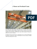 guide to choose an overhead crane.doc