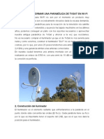 Antenas Caseras Para WiFi