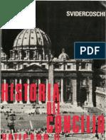 SVIDERCOSCHI J.F. - Historia Del Concilio Vaticano II - Coculsa 1968