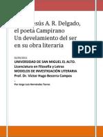 Don Jesús Delgado, Documento de Investigación