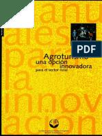Agroturismo Una Opcion Innovadora